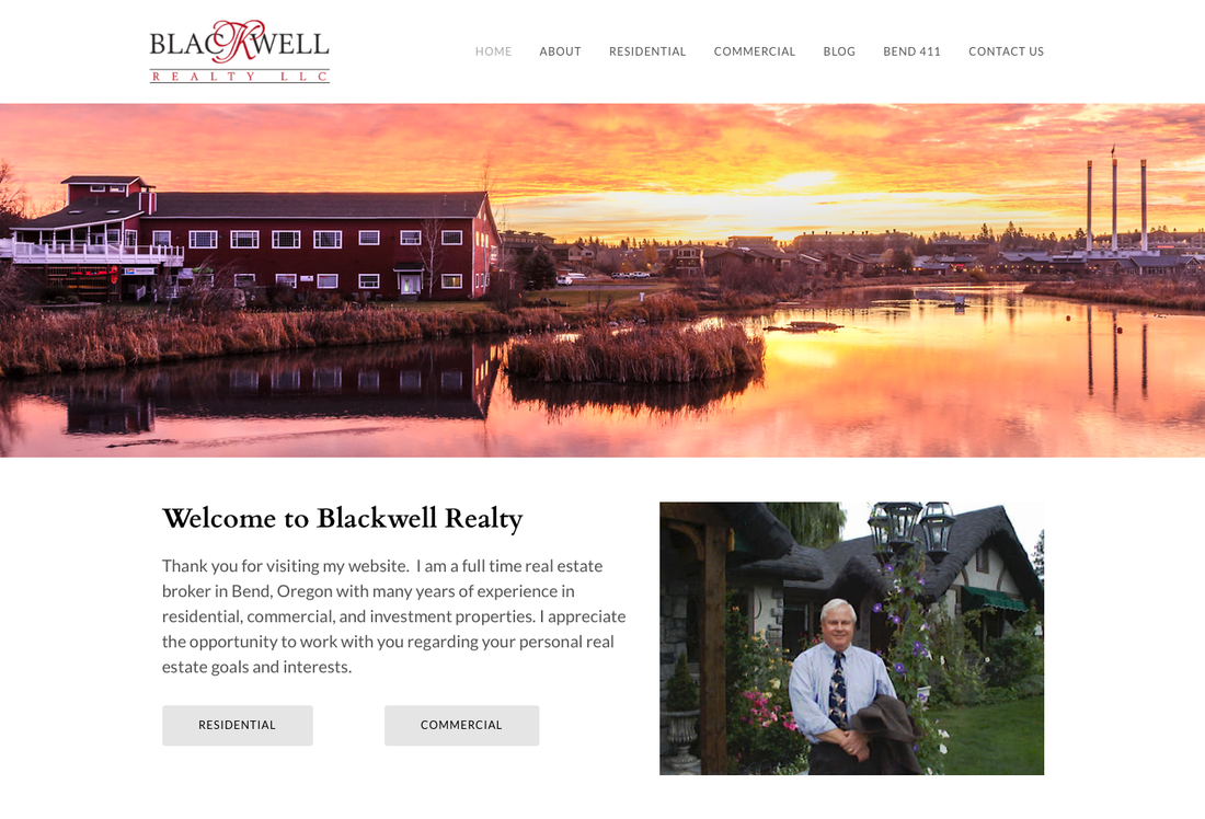 Blackwell Realty Website
